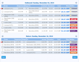 Compare Flight Prices Before Travel