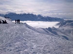Before Travel Ski Slopes