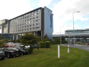 Manchester Airport Parking and Hotel Onsite