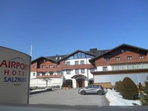 Salzburg Airport Hotel Opt