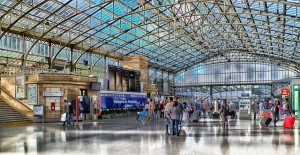 Aberdeen Airport to Aberdeen Train Station