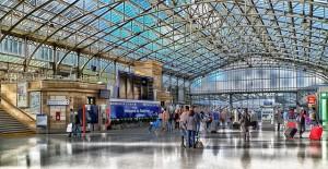 Aberdeen Airport to Aberdeen Train Station
