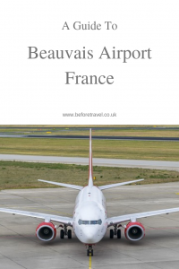 Beauvais Airport France