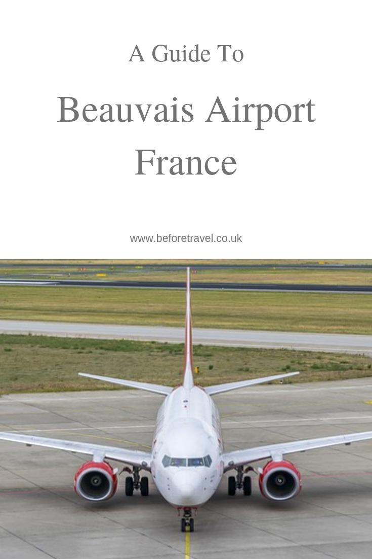 Beauvais Airport - Before Travel
