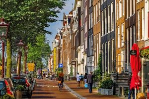 Amsterdam Hotels Jordaan