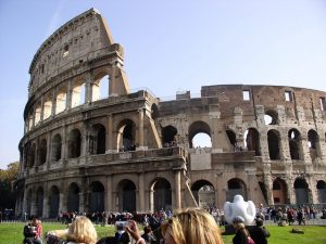 Colosseum In Rome Tickets Italy